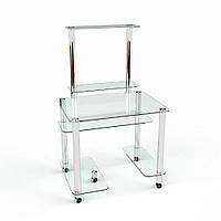 """Письменный стол из стекла """"Люкс"""", фото 1"""