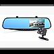 Зеркало регистратор DVR L900 Full HD с выносной камерой заднего вида, фото 3