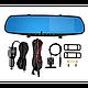 Зеркало регистратор DVR L900 Full HD с выносной камерой заднего вида, фото 8
