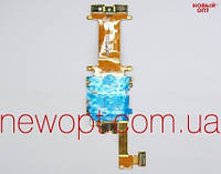 Шлейф Nokia 8800 Arte с компонентами Оригинал (Китай)