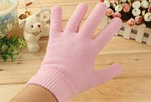 Гелиевые увлажняющие перчатки   Косметические увлажняющие перчатки Spa Gel Gloves для смягчения кожи рук, фото 3