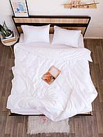 Постельное белье - Турция, Белый страйп сатин (все размеры в наличии)