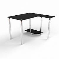 """Компьютерный стеклянный стол """"Протей"""", фото 1"""