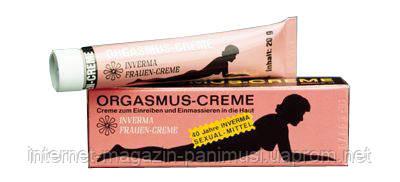 Возбуждающий крем для женщин Frauen Creme 20мл. Inverma Германия