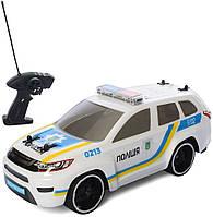 Полицейский Джип на Пульте Управления