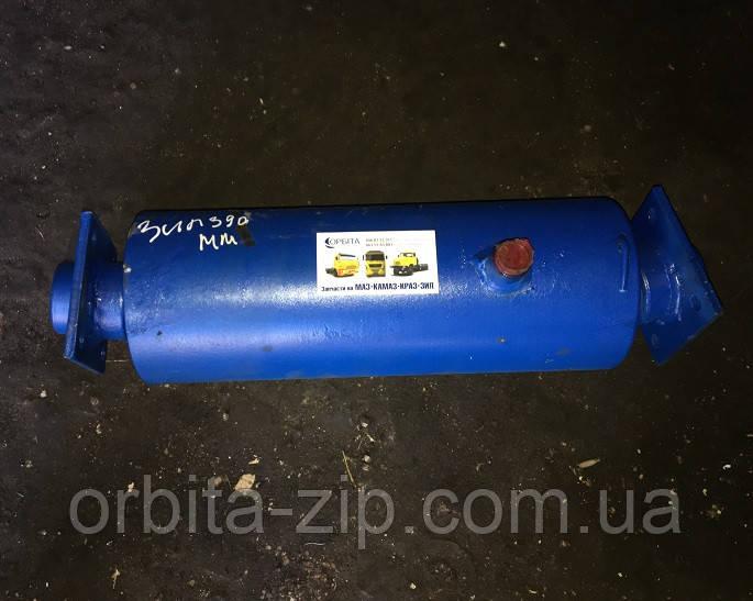554-8603010 Гидроцилиндр подъема кузова ЗИЛ (4-х штоковый) (высота 390мм) (пр-во Украина)