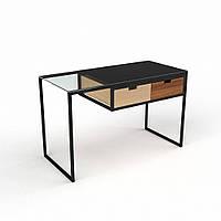 """Компьютерный стеклянный стол """"Ритм"""", фото 1"""