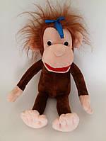 Мартышка (музыка)  обезьяна -мягкая игрушка , музыкальная !(минимальный заказ 2шт)