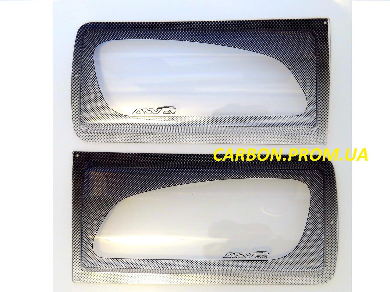 Защита автомобильных фар ВАЗ 2106 Овал ANV