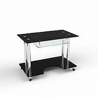 """Письменный стеклянный стол """"Саванна"""", фото 1"""
