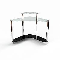 """Письменный стол из стекла """"Софт"""", фото 1"""
