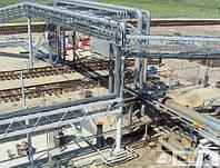 Монтаж промышленных трубопроводов