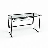 """Письменный стол из стекла """"Твинс"""", фото 1"""