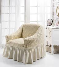 Чехол на кресло с юбкой Home Collection Evibu Турция 50094