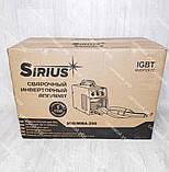 Зварювальний напівавтомат Sirius 290A, фото 8