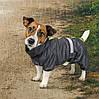 Комбинезон-дождевик для собак Rain Active; 4XL
