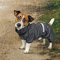 Комбинезон-дождевик для собак Rain Active; 4XL, фото 1