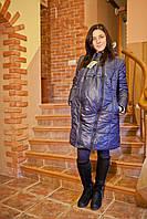 Пальто для беременных зимнее двухстороннее, фото 1