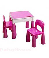 Столик и два стульчика Tega Baby Mamut