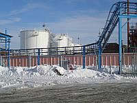 Строительство нефтебаз