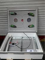 Домашний инкубатор для яиц Наседка 140 яиц с механическим переворотом Инкубатор бытовой