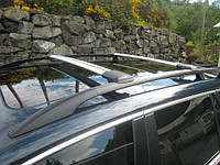"""Рейлинги Fiat Doblo 2010+ д.б. """"Черний"""""""
