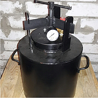 Автоклав бытовой винтовой для домашнего консервирования ЧЕ-16 на 14 банок Автоклавы бытовые