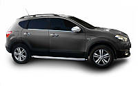 "Рейлинги Nissan Qashqai 2007-2014 ""Черний"""