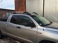 Рейлинги Toyota Tundra SHARK с перемычками, фото 1