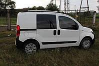 """Рейлинги Peugeot Bipper """"хром"""""""