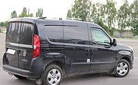 """Рейлинги Opel Combo 2012+ д.б. """"Хром"""""""