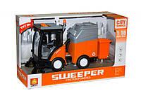 """Инерционная машина для уборки улиц """"City Service"""" WENYI (WY680A)"""