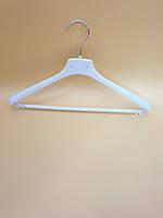Плечики для легкого жіночого та підліткового одягу з перекладиною