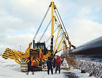 Строительство трубопроводного транспорта