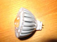 Лампа светодиодная LEDIPS 12V 3W MR16 G5,3