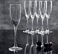 """Набор фужеров для шампанского 170 мл """"Эталон"""", Luminarc 6 шт."""