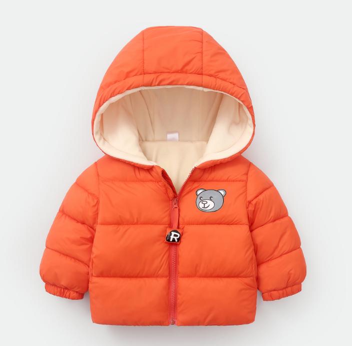 Демисезонная куртка для малышей размер 104.