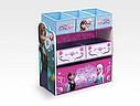 """Органайзер - ящик для игрушек """"Холодное сердце Disney"""" Delta Children, фото 2"""