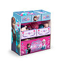 """Органайзер - ящик для игрушек """"Холодное сердце Disney"""" Delta Children, фото 4"""
