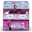 """Органайзер - ящик для игрушек """"Холодное сердце Disney"""" Delta Children, фото 5"""