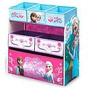 """Органайзер - ящик для игрушек """"Холодное сердце Disney"""" Delta Children, фото 6"""