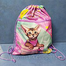 Сумка для взуття та одягу для дівчинки kitty 13775