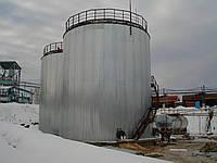Строительство битумохранилищ