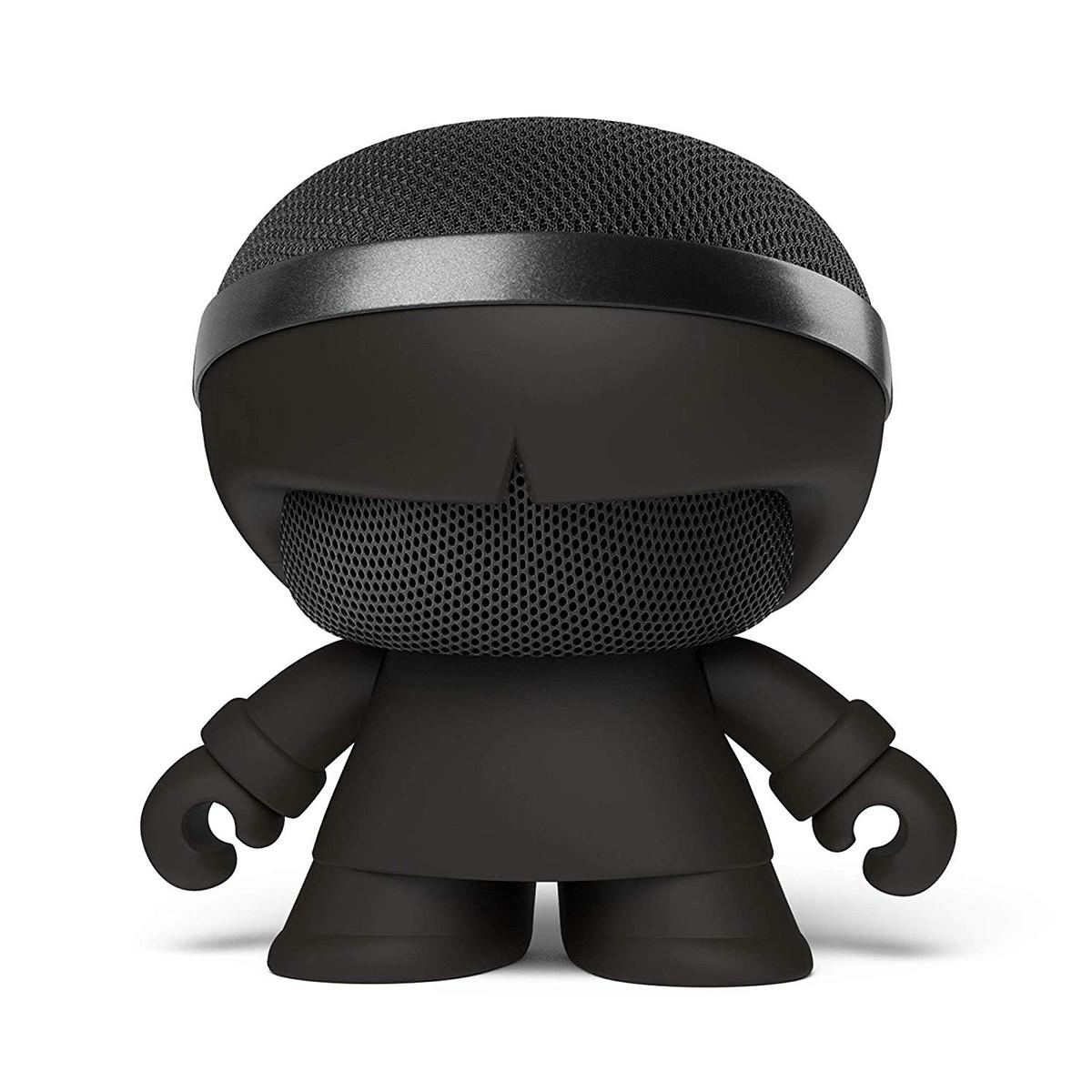 Портативная колонка Xoopar Xboy glow LED черная 12 см