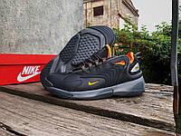 Мужские демисезонные кроссовки Nike Zoom 2000 Grey
