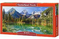"""Пазлы Castorland """"Величие гор"""" - 4000 элементов."""