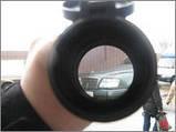 Оптический загонный прицел LEAPERS 30mm 1-4x28 SCP3-1428L1, фото 4