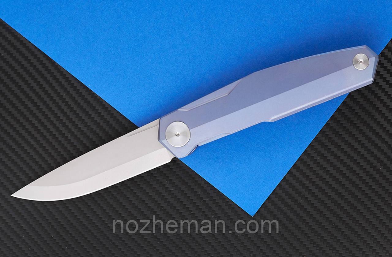 Складаний ніж Сфінкс, ультрасучасна переробка образу традиційного фінського ножа