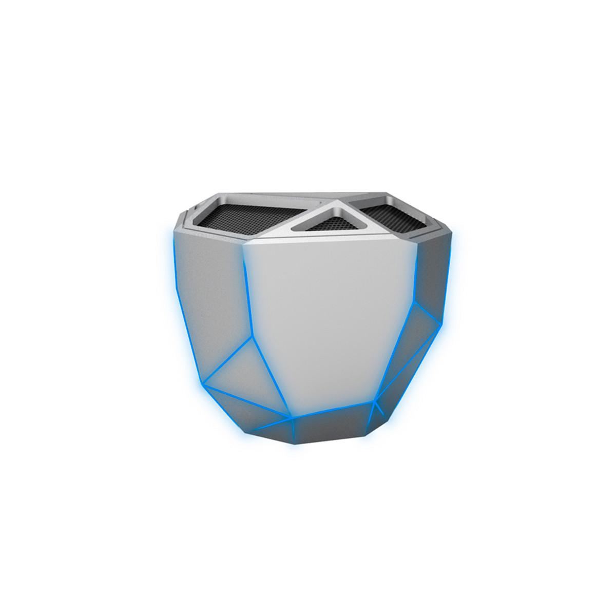 Акустика Xoopar - Geo Speaker Серебристая