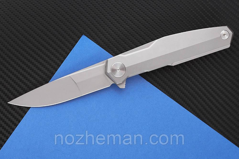 Складной нож Сфинкс 2, осевой механизм оснащен керамическими подшипниками